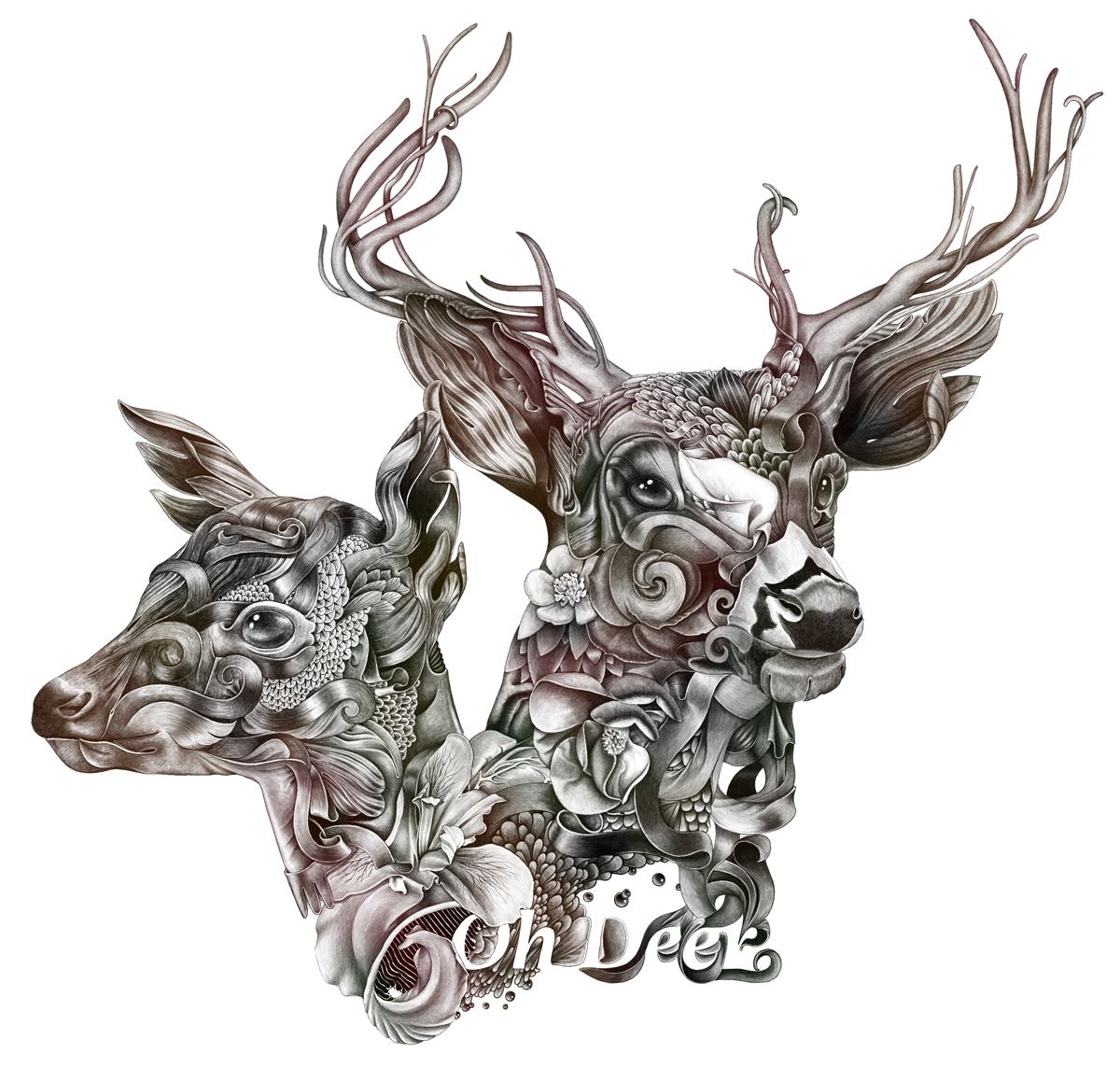 oh deer Oh deer 29k likes wwwohdeercomau -beautiful modern & vintage inspired jewelry handmade by 2 sisters eva & magda.